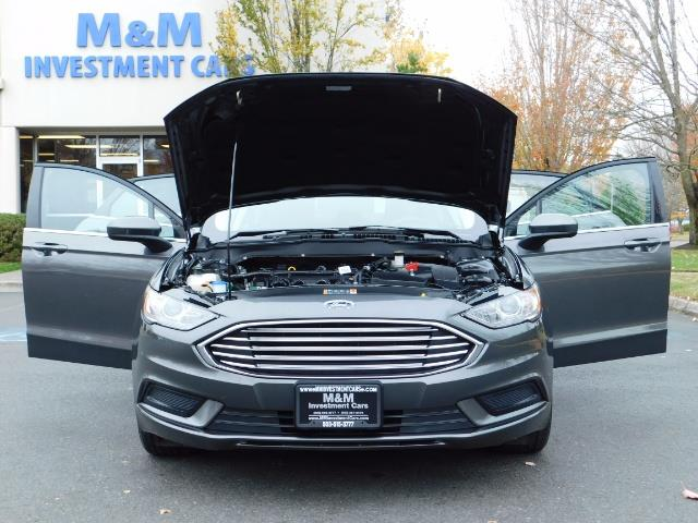 2017 Ford Fusion SE / Backup Camera / 1-OWNER / LOW MILES - Photo 33 - Portland, OR 97217