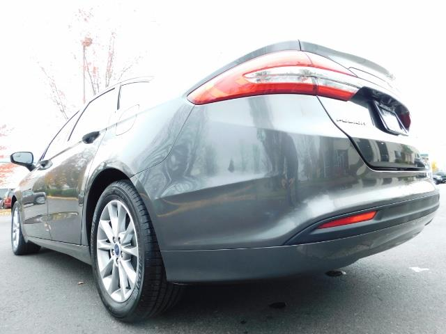 2017 Ford Fusion SE / Backup Camera / 1-OWNER / LOW MILES - Photo 11 - Portland, OR 97217