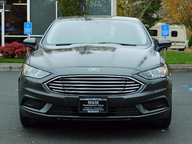 2017 Ford Fusion SE / Backup Camera / 1-OWNER / LOW MILES - Photo 5 - Portland, OR 97217