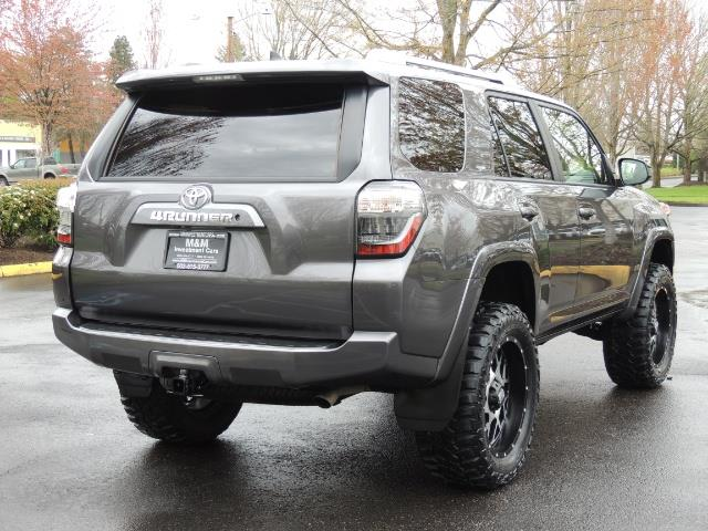 2016 Toyota 4Runner 4WD / V6 / 3RD SEAT / FACTORY WARRANTY / LIFTED !! - Photo 8 - Portland, OR 97217