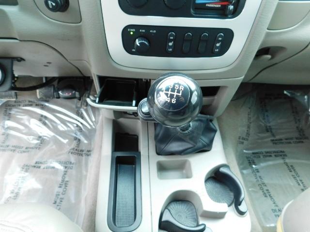 2005 Dodge Ram 2500 Laramie /4X4/ 5.9L Cummins DIESEL/ 6 SPEED MANUAL - Photo 16 - Portland, OR 97217