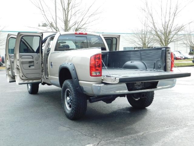 2005 Dodge Ram 2500 Laramie /4X4/ 5.9L Cummins DIESEL/ 6 SPEED MANUAL - Photo 21 - Portland, OR 97217