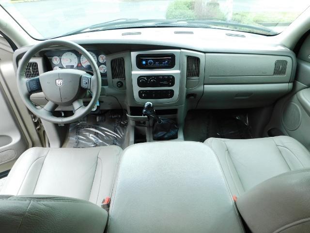2005 Dodge Ram 2500 Laramie /4X4/ 5.9L Cummins DIESEL/ 6 SPEED MANUAL - Photo 17 - Portland, OR 97217