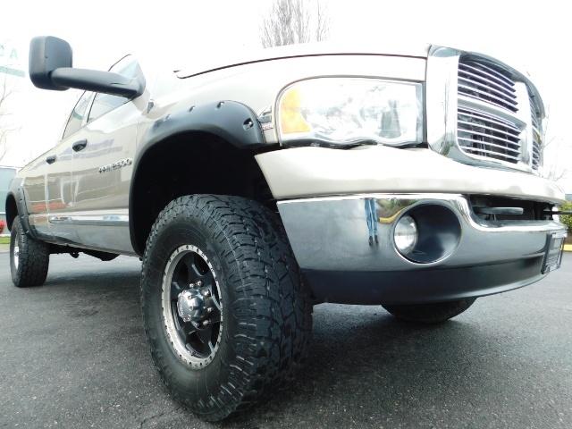 2005 Dodge Ram 2500 Laramie /4X4/ 5.9L Cummins DIESEL/ 6 SPEED MANUAL - Photo 6 - Portland, OR 97217