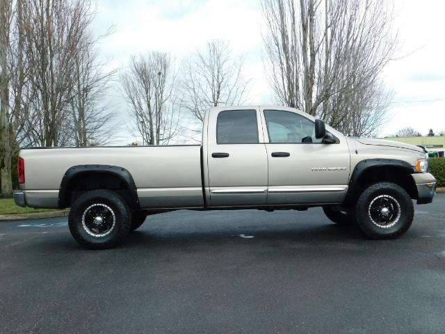 2005 Dodge Ram 2500 Laramie /4X4/ 5.9L Cummins DIESEL/ 6 SPEED MANUAL - Photo 4 - Portland, OR 97217