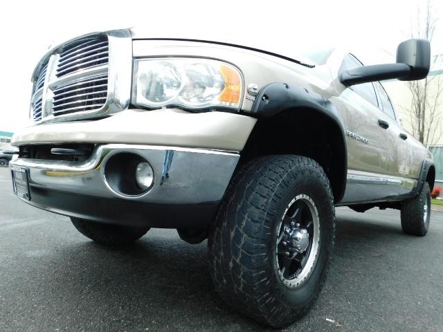 2005 Dodge Ram 2500 Laramie /4X4/ 5.9L Cummins DIESEL/ 6 SPEED MANUAL - Photo 7 - Portland, OR 97217