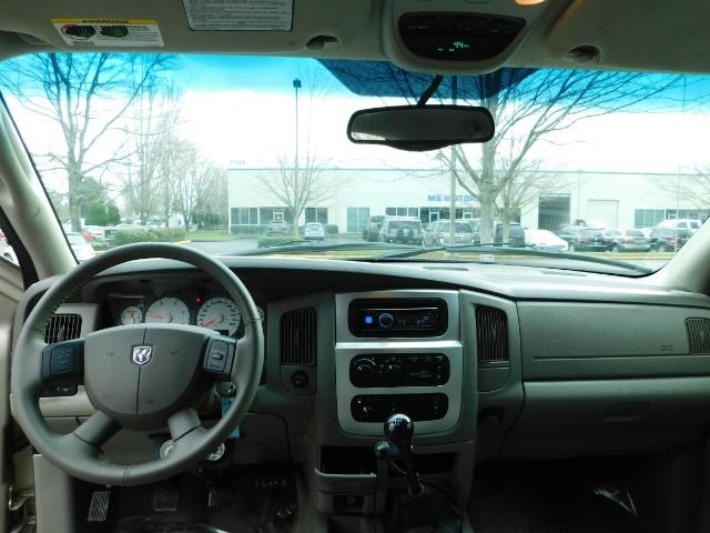 2005 Dodge Ram 2500 Laramie /4X4/ 5.9L Cummins DIESEL/ 6 SPEED MANUAL - Photo 31 - Portland, OR 97217
