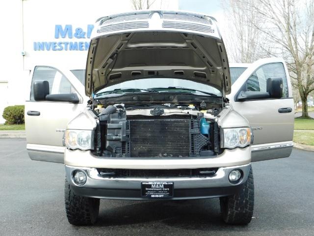 2005 Dodge Ram 2500 Laramie /4X4/ 5.9L Cummins DIESEL/ 6 SPEED MANUAL - Photo 28 - Portland, OR 97217