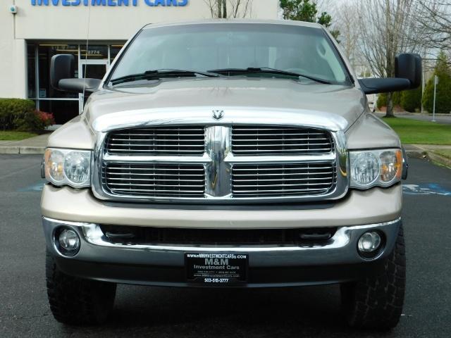 2005 Dodge Ram 2500 Laramie /4X4/ 5.9L Cummins DIESEL/ 6 SPEED MANUAL - Photo 5 - Portland, OR 97217