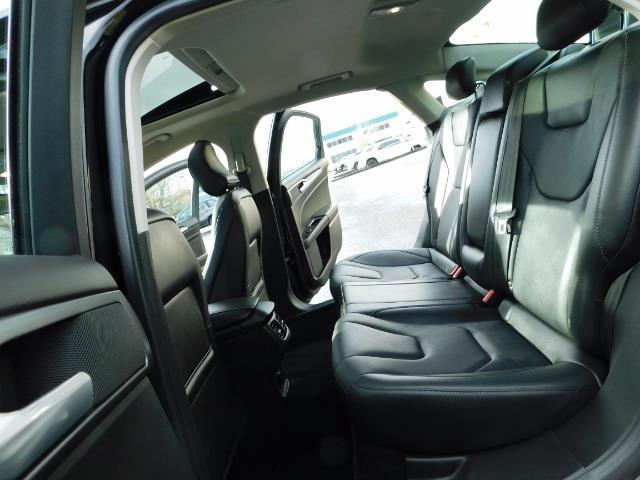 2016 Ford Fusion Titanium / Leather / Heated seats / SUNROOF - Photo 15 - Portland, OR 97217