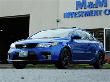 2010 Kia Forte Forte Koup SX / 2Dr Coupe / Sunroof / 1-OWNER