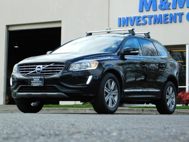 2017 Volvo XC60 T5 Inscription / AWD / BLIS / NAVi / PANORAMA ROOF - Photo 46 - Portland, OR 97217