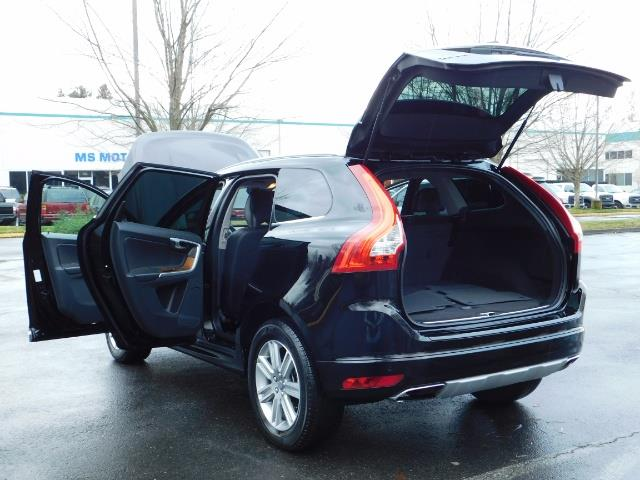 2017 Volvo XC60 T5 Inscription / AWD / BLIS / NAVi / PANORAMA ROOF - Photo 25 - Portland, OR 97217