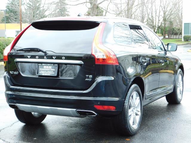 2017 Volvo XC60 T5 Inscription / AWD / BLIS / NAVi / PANORAMA ROOF - Photo 8 - Portland, OR 97217