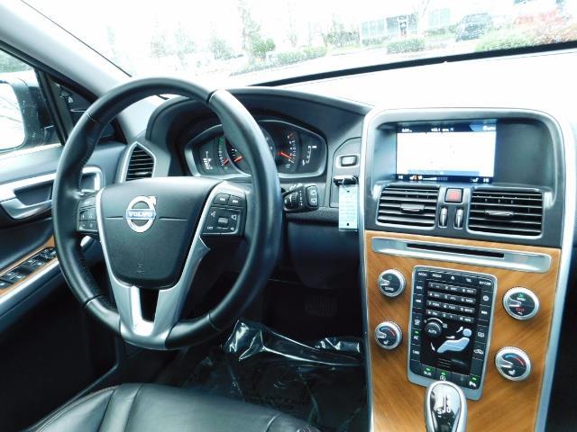 2017 Volvo XC60 T5 Inscription / AWD / BLIS / NAVi / PANORAMA ROOF - Photo 19 - Portland, OR 97217