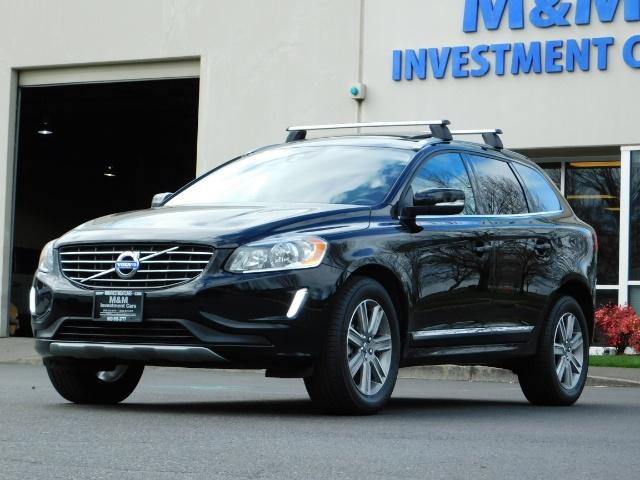 2017 Volvo XC60 T5 Inscription / AWD / BLIS / NAVi / PANORAMA ROOF - Photo 45 - Portland, OR 97217