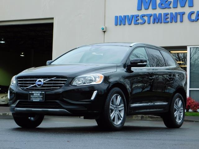 2017 Volvo XC60 T5 Inscription / AWD / BLIS / NAVi / PANORAMA ROOF - Photo 1 - Portland, OR 97217