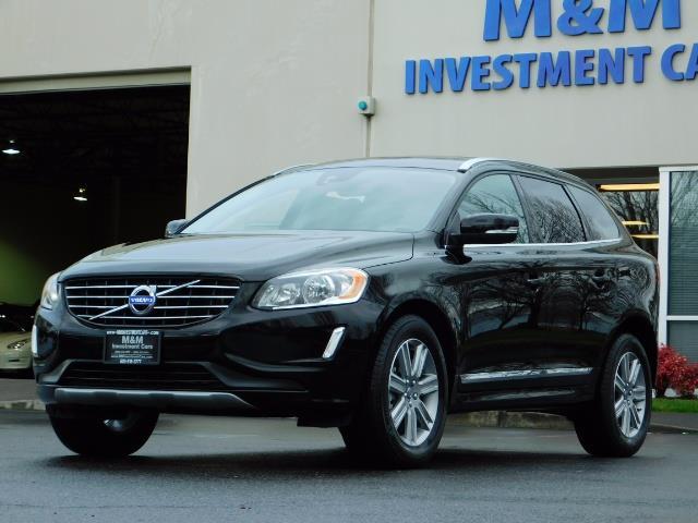 2017 Volvo XC60 T5 Inscription / AWD / BLIS / NAVi / PANORAMA ROOF - Photo 41 - Portland, OR 97217