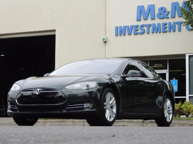 2013 Tesla Model S Tech Package / 5YR TESLA EXTENDED WARRANTY INCLUDE - Photo 42 - Portland, OR 97217