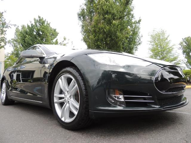 2013 Tesla Model S Tech Package / 5YR TESLA EXTENDED WARRANTY INCLUDE - Photo 10 - Portland, OR 97217