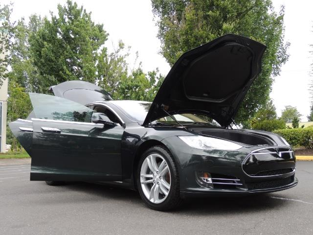2013 Tesla Model S Tech Package / 5YR TESLA EXTENDED WARRANTY INCLUDE - Photo 31 - Portland, OR 97217