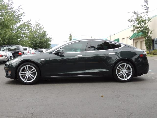 2013 Tesla Model S Tech Package / 5YR TESLA EXTENDED WARRANTY INCLUDE - Photo 3 - Portland, OR 97217
