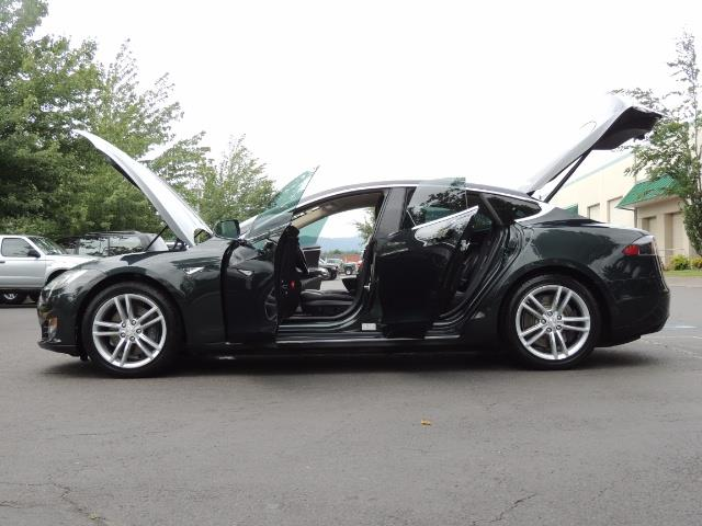 2013 Tesla Model S Tech Package / 5YR TESLA EXTENDED WARRANTY INCLUDE - Photo 26 - Portland, OR 97217