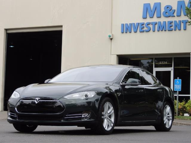 2013 Tesla Model S Tech Package / 5YR TESLA EXTENDED WARRANTY INCLUDE - Photo 1 - Portland, OR 97217