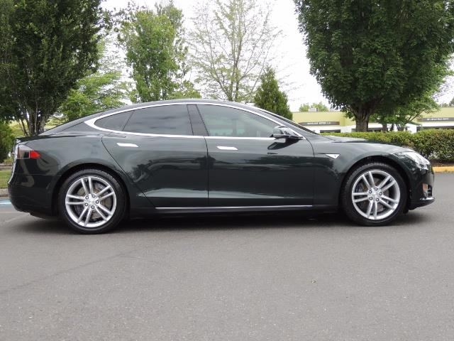 2013 Tesla Model S Tech Package / 5YR TESLA EXTENDED WARRANTY INCLUDE - Photo 4 - Portland, OR 97217