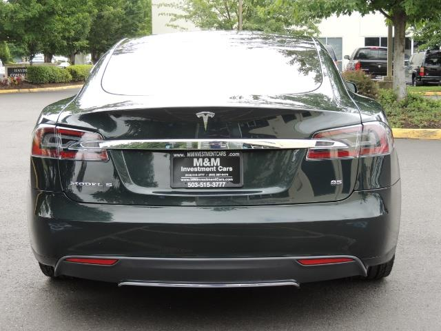 2013 Tesla Model S Tech Package / 5YR TESLA EXTENDED WARRANTY INCLUDE - Photo 6 - Portland, OR 97217