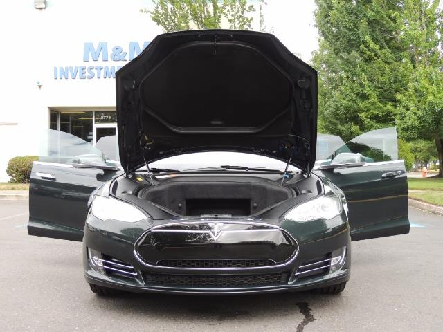 2013 Tesla Model S Tech Package / 5YR TESLA EXTENDED WARRANTY INCLUDE - Photo 32 - Portland, OR 97217