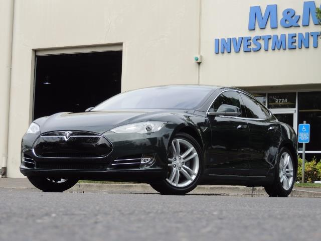 2013 Tesla Model S Tech Package / 5YR TESLA EXTENDED WARRANTY INCLUDE - Photo 40 - Portland, OR 97217