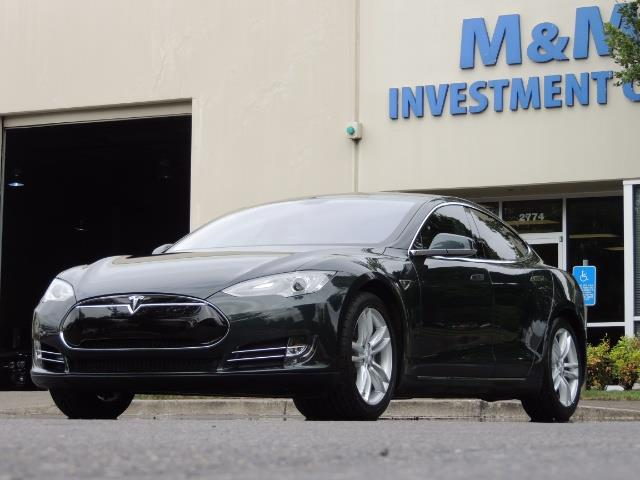 2013 Tesla Model S Tech Package / 5YR TESLA EXTENDED WARRANTY INCLUDE - Photo 43 - Portland, OR 97217