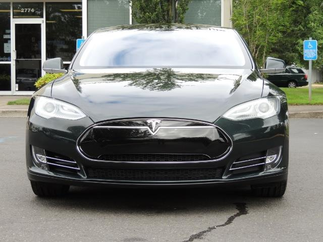 2013 Tesla Model S Tech Package / 5YR TESLA EXTENDED WARRANTY INCLUDE - Photo 5 - Portland, OR 97217