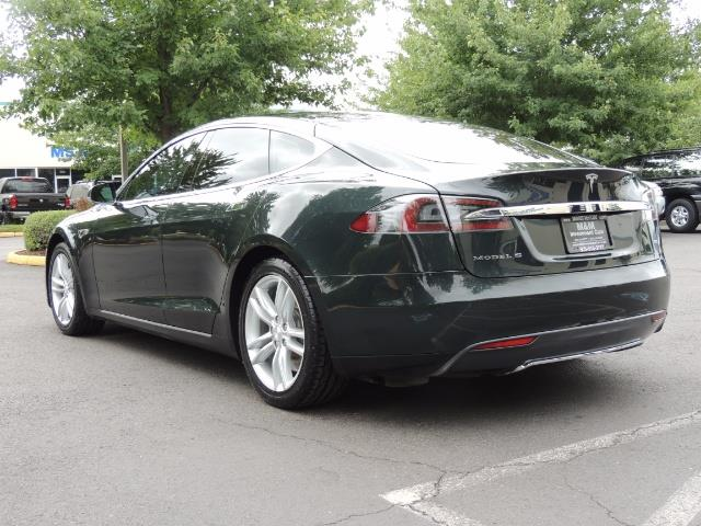 2013 Tesla Model S Tech Package / 5YR TESLA EXTENDED WARRANTY INCLUDE - Photo 7 - Portland, OR 97217