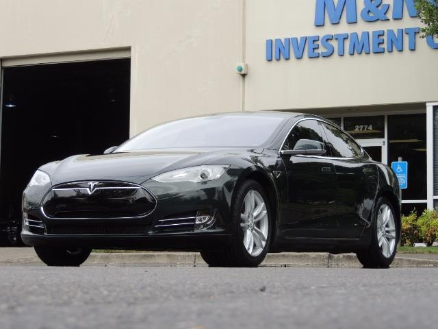 2013 Tesla Model S Tech Package / 5YR TESLA EXTENDED WARRANTY INCLUDE - Photo 41 - Portland, OR 97217