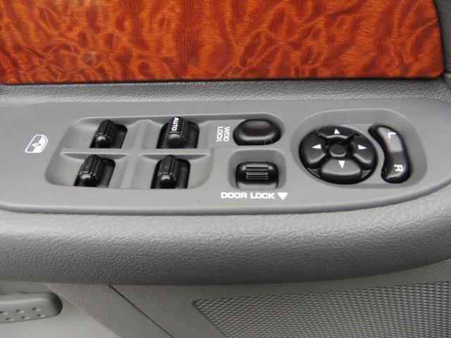 2006 Dodge Ram 3500 SLT 4dr Mega Cab / 4X4 / 5.9L DIESEL / 6-SPEED - Photo 35 - Portland, OR 97217