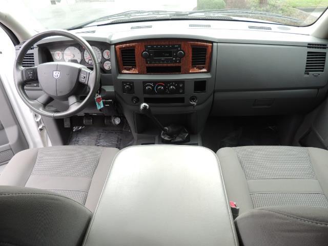 2006 Dodge Ram 3500 SLT 4dr Mega Cab / 4X4 / 5.9L DIESEL / 6-SPEED - Photo 38 - Portland, OR 97217