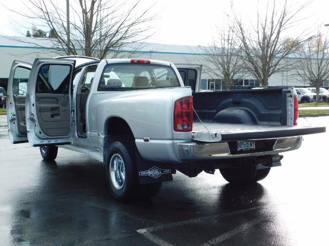 2004 Dodge Ram 3500 SLT  / 4x4 / Cummins 5.9L / ONLY 94K  / Excl Cond. - Photo 29 - Portland, OR 97217