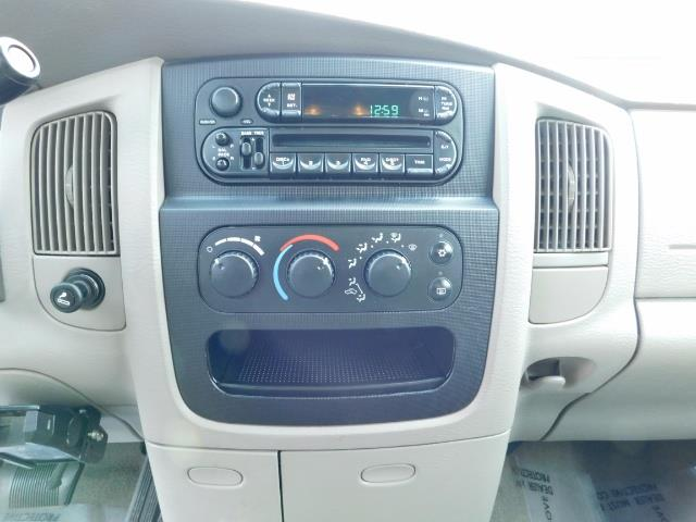 2004 Dodge Ram 3500 SLT  / 4x4 / Cummins 5.9L / ONLY 94K  / Excl Cond. - Photo 20 - Portland, OR 97217