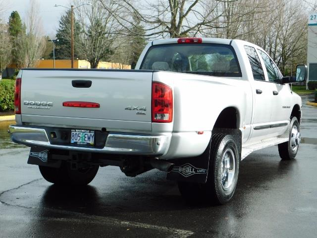 2004 Dodge Ram 3500 SLT  / 4x4 / Cummins 5.9L / ONLY 94K  / Excl Cond. - Photo 8 - Portland, OR 97217