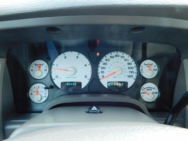 2004 Dodge Ram 3500 SLT  / 4x4 / Cummins 5.9L / ONLY 94K  / Excl Cond. - Photo 42 - Portland, OR 97217