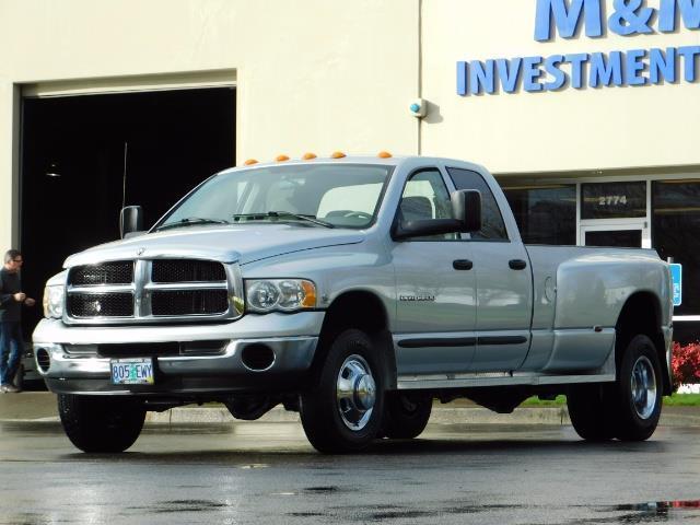 2004 Dodge Ram 3500 SLT  / 4x4 / Cummins 5.9L / ONLY 94K  / Excl Cond. - Photo 1 - Portland, OR 97217