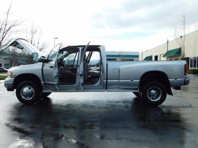 2004 Dodge Ram 3500 SLT  / 4x4 / Cummins 5.9L / ONLY 94K  / Excl Cond. - Photo 27 - Portland, OR 97217