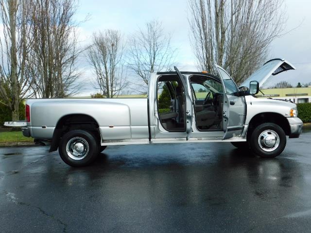 2004 Dodge Ram 3500 SLT  / 4x4 / Cummins 5.9L / ONLY 94K  / Excl Cond. - Photo 28 - Portland, OR 97217