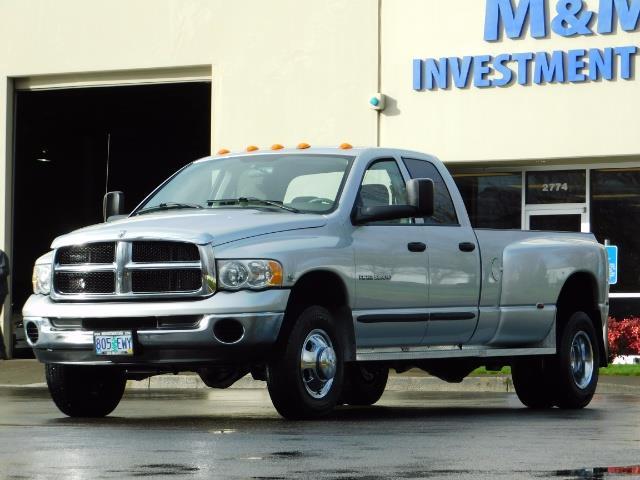 2004 Dodge Ram 3500 SLT  / 4x4 / Cummins 5.9L / ONLY 94K  / Excl Cond. - Photo 36 - Portland, OR 97217