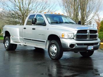 2004 Dodge Ram 3500 SLT  / 4x4 / Cummins 5.9L / ONLY 94K  / Excl Cond. Truck