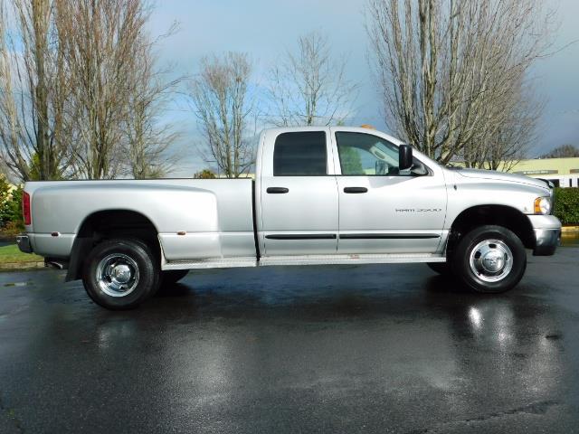 2004 Dodge Ram 3500 SLT  / 4x4 / Cummins 5.9L / ONLY 94K  / Excl Cond. - Photo 4 - Portland, OR 97217