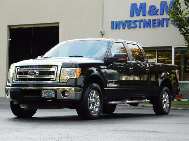 2014 Ford F-150 FX4 / 4X4 / Backup camera / 1-OWNER / Excel Cond - Photo 1 - Portland, OR 97217