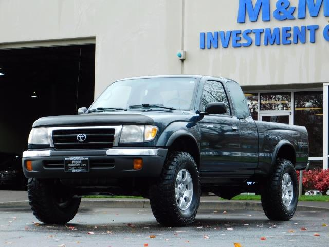 1998 Toyota Tacoma 4X4 V6 3.4L / 5 SPEED / TIMING BELT DONE /  LIFTED - Photo 40 - Portland, OR 97217